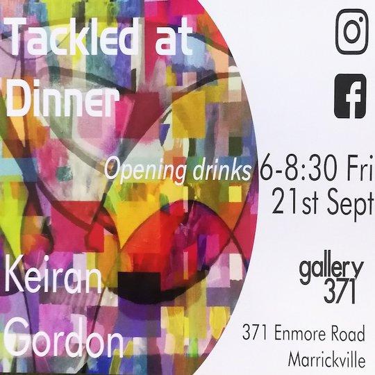 Tackled At Dinner - Keiran Gordon
