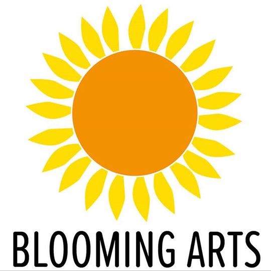 Blooming Arts Exhibition Opening Night